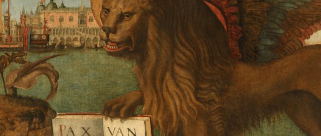 Löwe des Markus